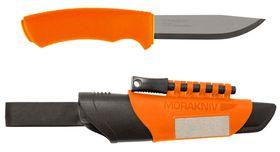 Morakniv - Bushcraft Survival Knife - Orange