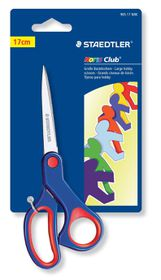 Staedtler Noris Club 17cm Large Hobby Scissors