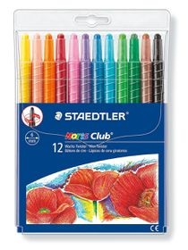 Staedtler Noris Club 12 Wax Twisters