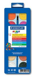 Staedtler Noris Club Paintbox - 12 Colours