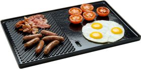 Cadac - Patio BBQ Grill Flat/Rib 320MM - Charcoal