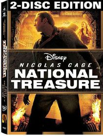 National Treasure Collector's Edition - (Region 1 Import DVD)