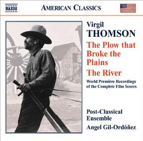 Thomson V - The Plow, The River (CD)