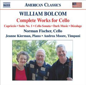 Bolcom:Complete Works for Cello - (Import CD)