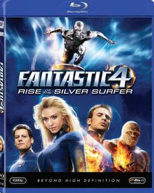 Fantastic Four-Rise Of The Silver Surfer - (Import Blu-ray Disc)