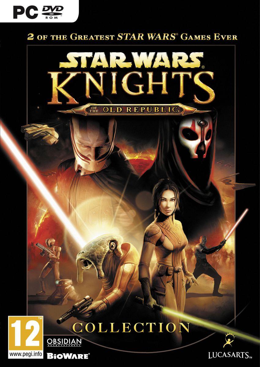 Star wars knights old republic xbox