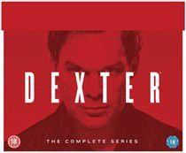 Dexter: Complete Seasons 1-8 (DVD)