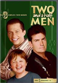 Two and a Half Men Series 3 (DVD)