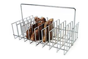 LK's Pork Rind Crisper - Chrome