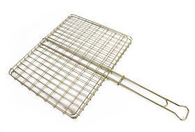LK's - Big Big Box Grid - Stainless Steel
