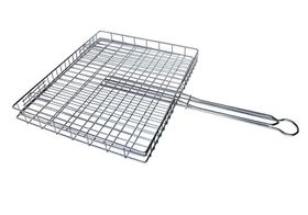 LK's - Big Big Box Grid With Adjustable Handle- Stainless Steel