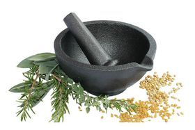 LK's - Pestle And Mortar