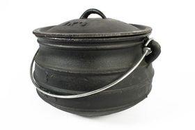 LK's - Flat Pot No 1 - Size 4.0 Litre