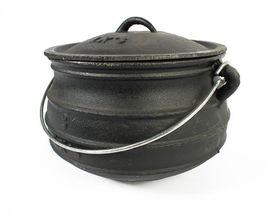 LK's - Flat Pot No 2 Size - 6.0L