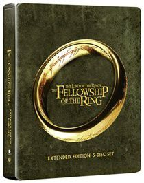 The Lord of the Rings: The Fellowship of the Ring - Extended Cut (Import Blu-ray)