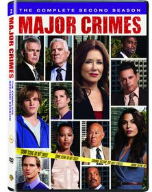 Major Crimes Season 2 (DVD)