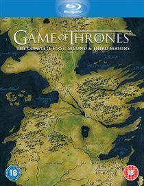 Game of Thrones: Seasons 1-3 (Import Blu-ray)