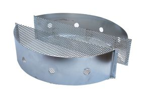 LK's - Kettle Braai Charcoal Holder Set
