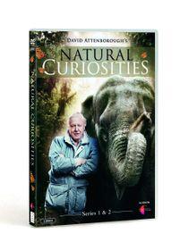 David Attenborough's Natural Curiosities Season 1 & 2 (DVD)