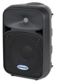 Samson Audio Auro D208A 8 Inch Active Speaker - 200 Watt Black