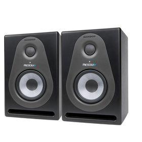 Samson Audio Resolv SE5 Active 5 Inch Reference Monitor - 70 Watt Black ( Pair )