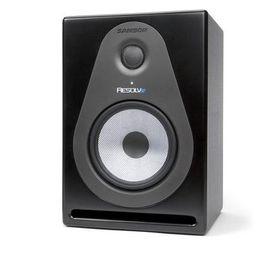 Samson Audio Resolv SE6 Active 6.5 Inch Reference Monitor - 100 Watt Black