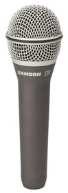 Samson Audio Q8 Dynamic Hand-Held Microphone - Black