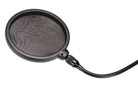 Samson PS01 Microphone Pop Filter - Black
