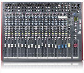 Allen & Heath ZED22FX Multi-Purpose Mixer with USB - Black
