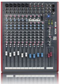Allen & Heath ZED14 10 Inch Input Mixer with USB - Black