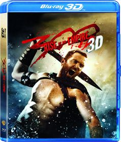300: Rise of An Empire (3D Blu-ray)