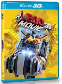 Lego, The Movie (3D Blu-ray)