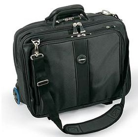 Kensington Contour Roller Laptop Case 17 Inch - Black