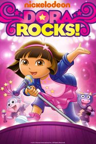 Dora The Explorer:Dora Rocks! (DVD)