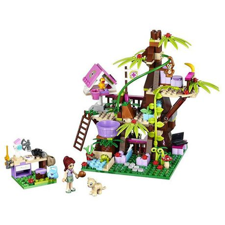 Lego Friends Jungle Tree House Buy Online In South Africa