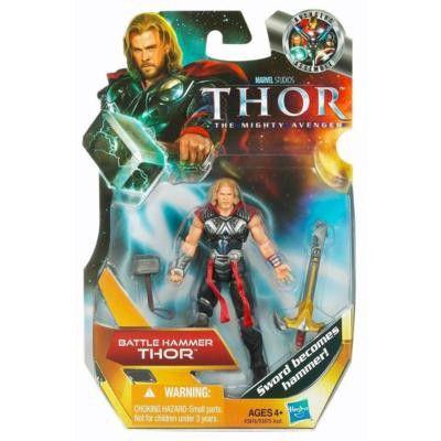 avengers 9 5 cm all star figures lightning hammer thor buy
