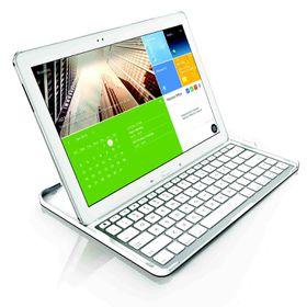 Zaggkeys Pro-Samsung Galaxy Note 12 Cover - White