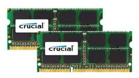 Crucial 8GB (2x 4GB) PC3-10600 DDR3 1333MHz DDR3 Unbuffered Non-ECC Memory Upgrade Kit
