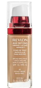 Revlon Age Defying 30mlFirming & Lifting Makeup - Honey Beige