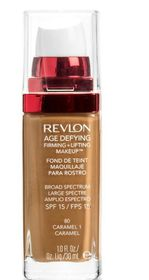 Revlon Age Defying 30ml Firming & Lifting Makeup - Caramel 1