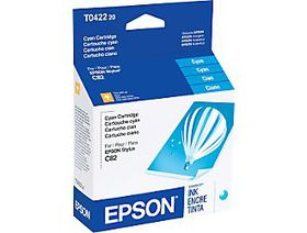 Epson T0422 Cyan Ink Cartridge