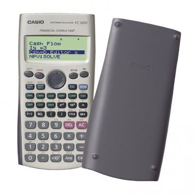 Casio FcV Financial Calculator  Buy Online In South Africa