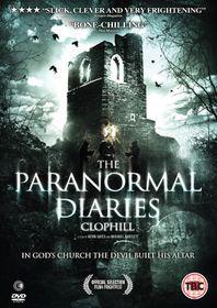 Paranormal Diaries: Clophill (DVD)