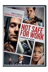 Not Safe For Work (DVD)