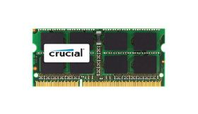 Crucial DDR3 1600 SO-Dimm Memory for Mac - 4GB