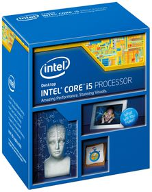Intel Core i5 4460 Processor 3.2Ghz 6MB Cache - Socket 1150