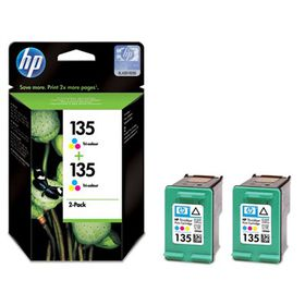 HP 135 2-pack