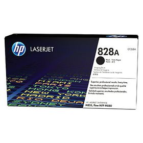 HP 828A Black LaserJet Image Drum with Smart Printing Technology