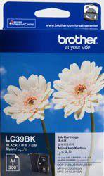 Brother LC39BK Black Ink Cartridge
