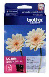 Brother LC39M Magenta Ink Cartridge